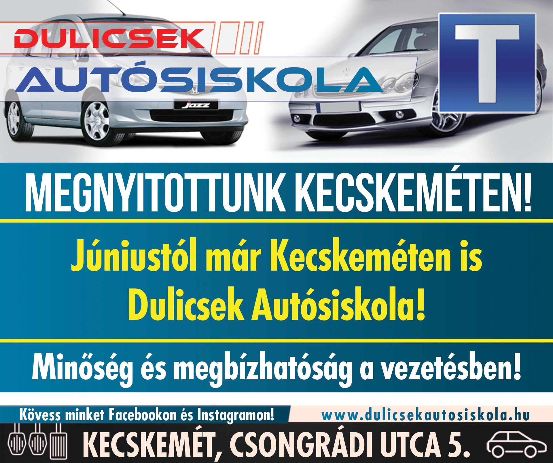 Dulicsek Autósiskola