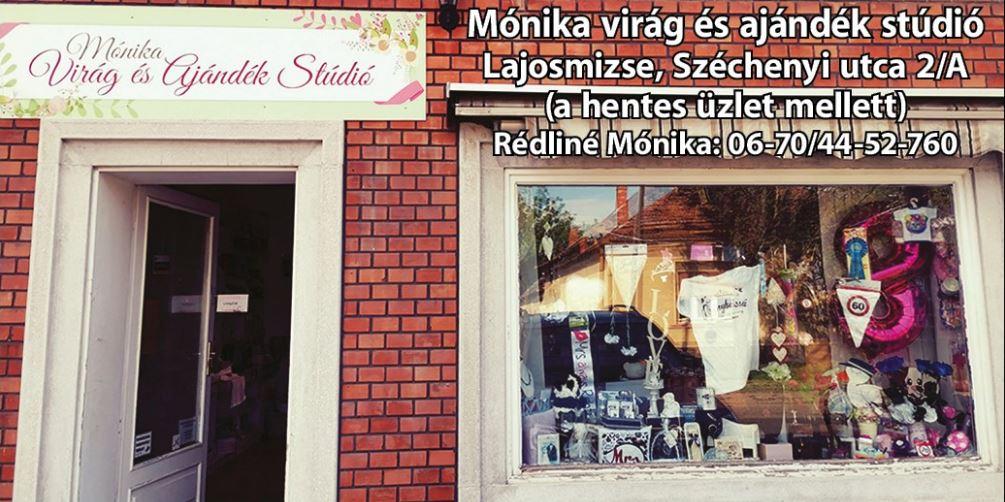 Mónika Virág és Ajándék Stúdió