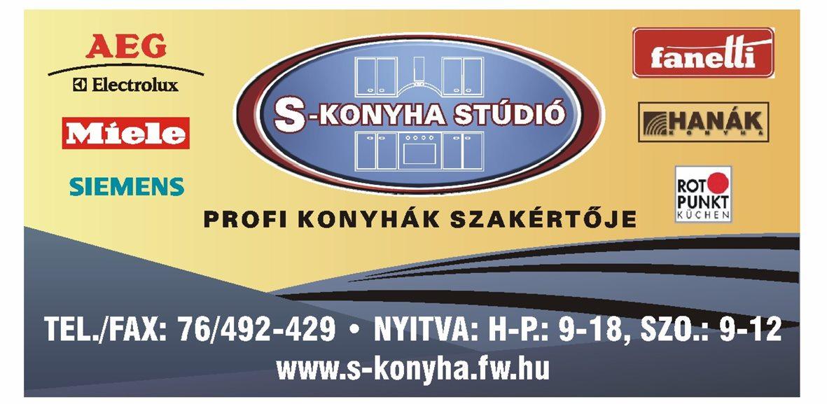 S-KONYHA STÚDIÓ