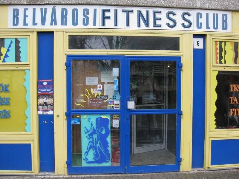 Belvárosi Fitness Club