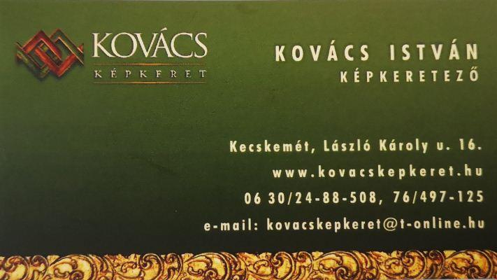 KOVÁCS KÉPKERET