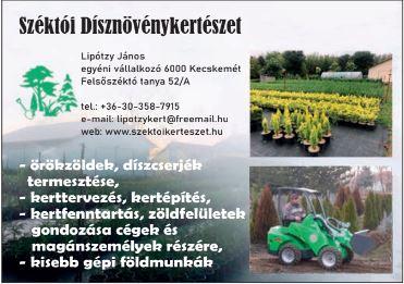 Széktói Dísznövénykertészet