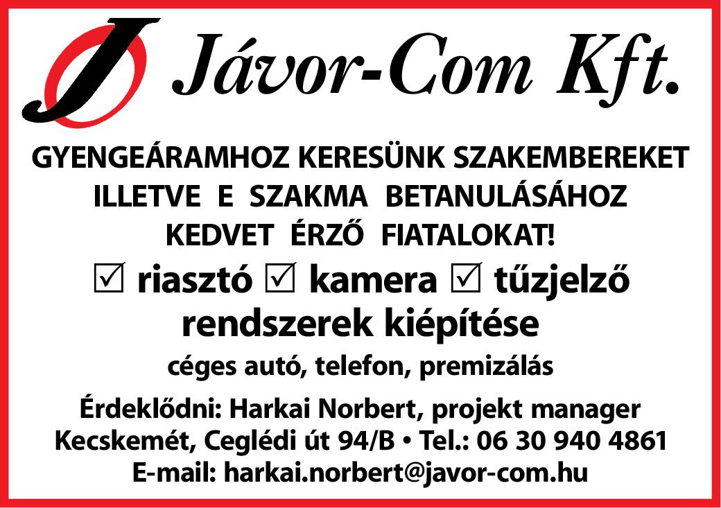 Javor-Com Kft.