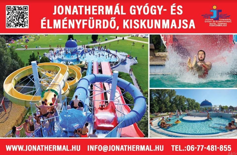 Jonathermál Gógy-és Élményfürdő, Kiskunmajsa