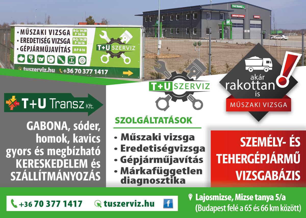 T+U Transz Kft.